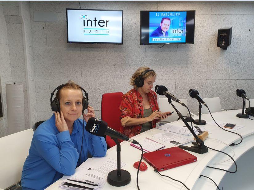Entrevista Elena Martin Hidalgo Radio Inter programa Vivir Salud – Las Tardes con Rosa
