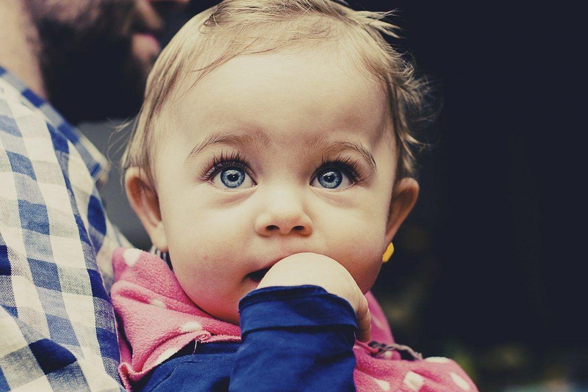 ¿Quieres elegir el color de los ojos de tu hijo?