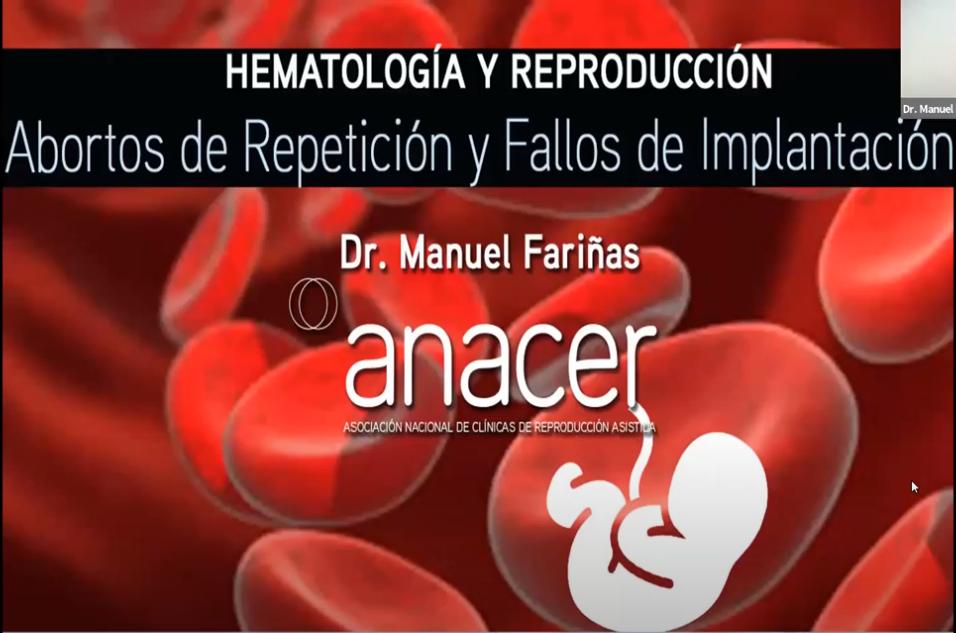 Seminario sobre hematología y reproducción